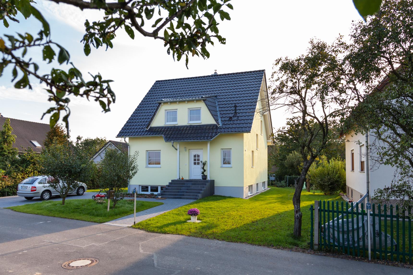 Referenz - Großpösna - AGL Massivhaus Projektbau GmbH