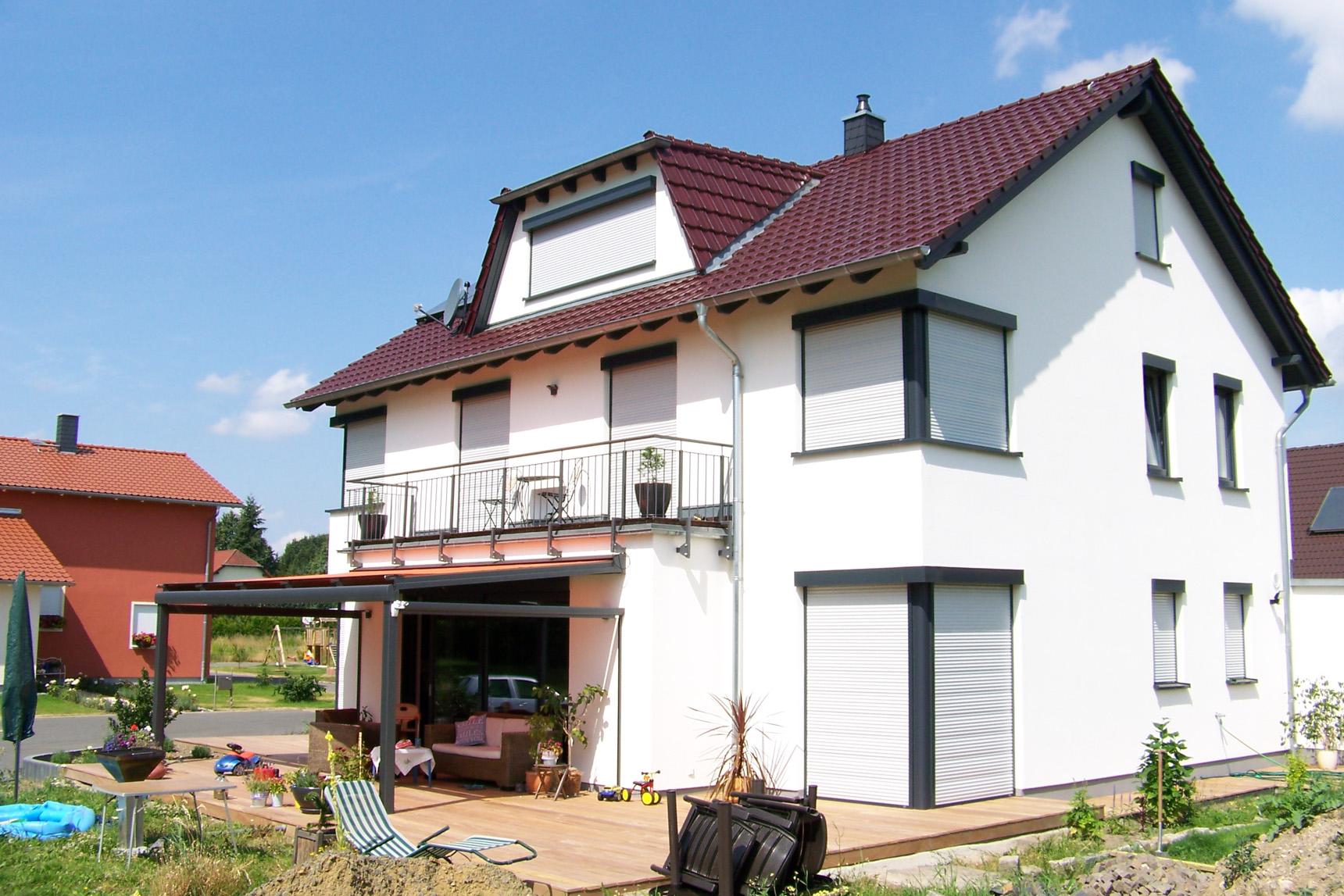 Referenz - Liebtertwolkwitz - AGL Massivhaus Projektbau GmbH