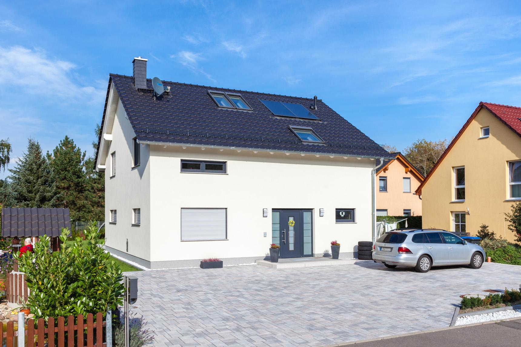Referenz - Göhrenz - AGL Massivhaus Projektbau GmbH
