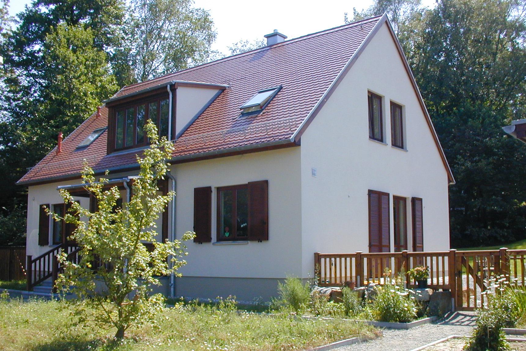 Referenz - Machern - AGL Massivhaus Projektbau GmbH