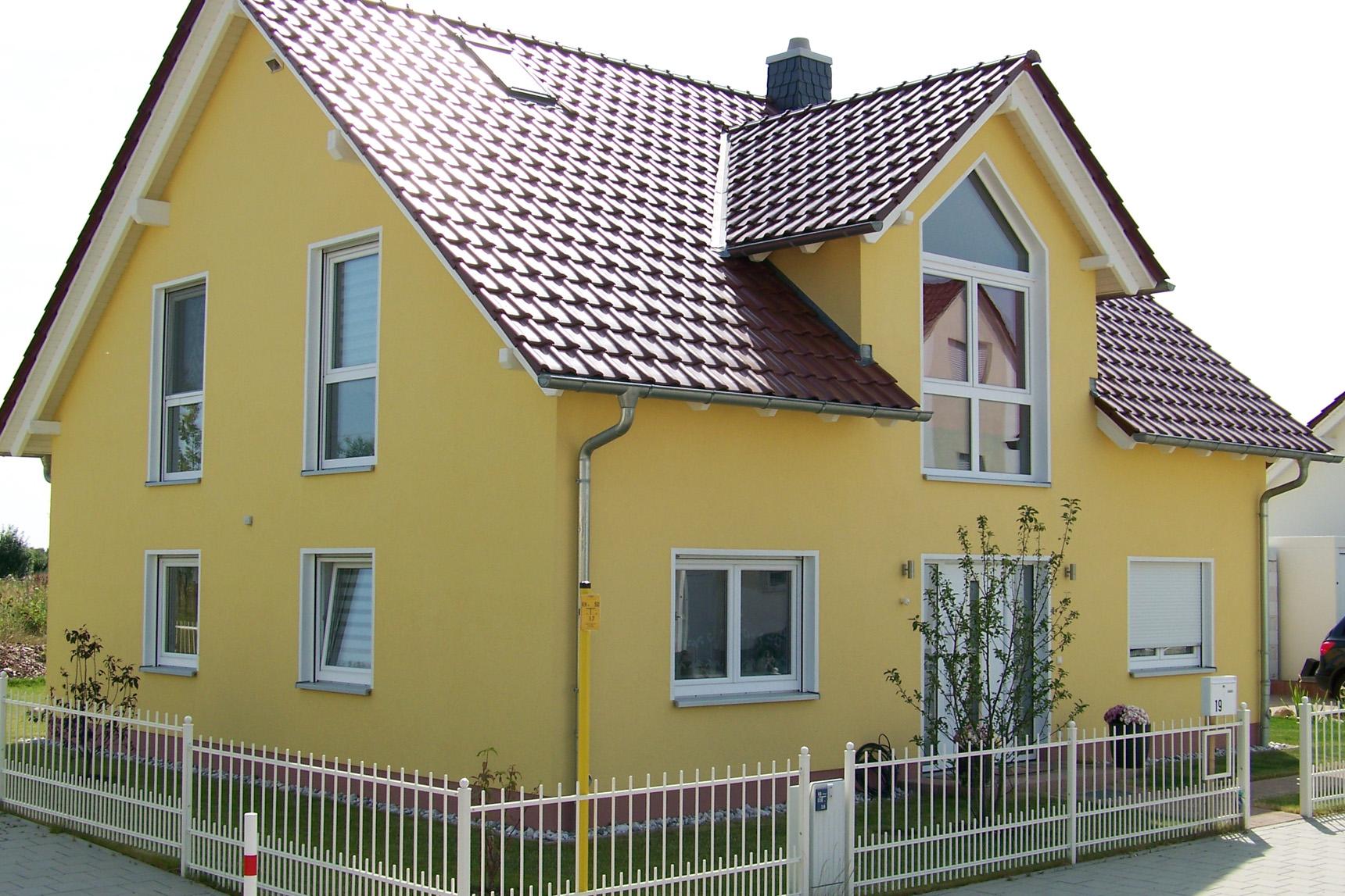 Referenz - Probstheida - AGL Massivhaus Projektbau GmbH