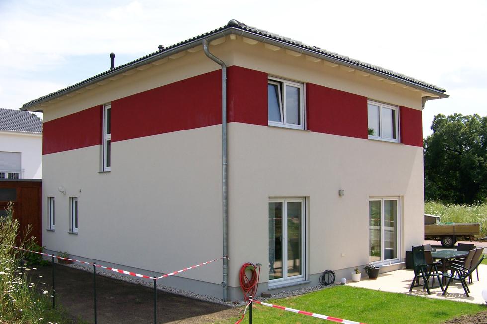Referenz - Markkleeberg - AGL Massivhaus Projektbau GmbH