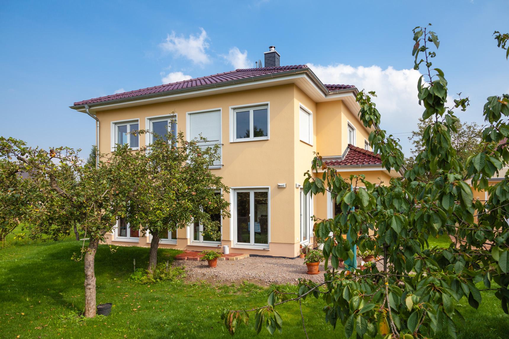 Referenz - Holzhausen - AGL Massivhaus Projektbau GmbH