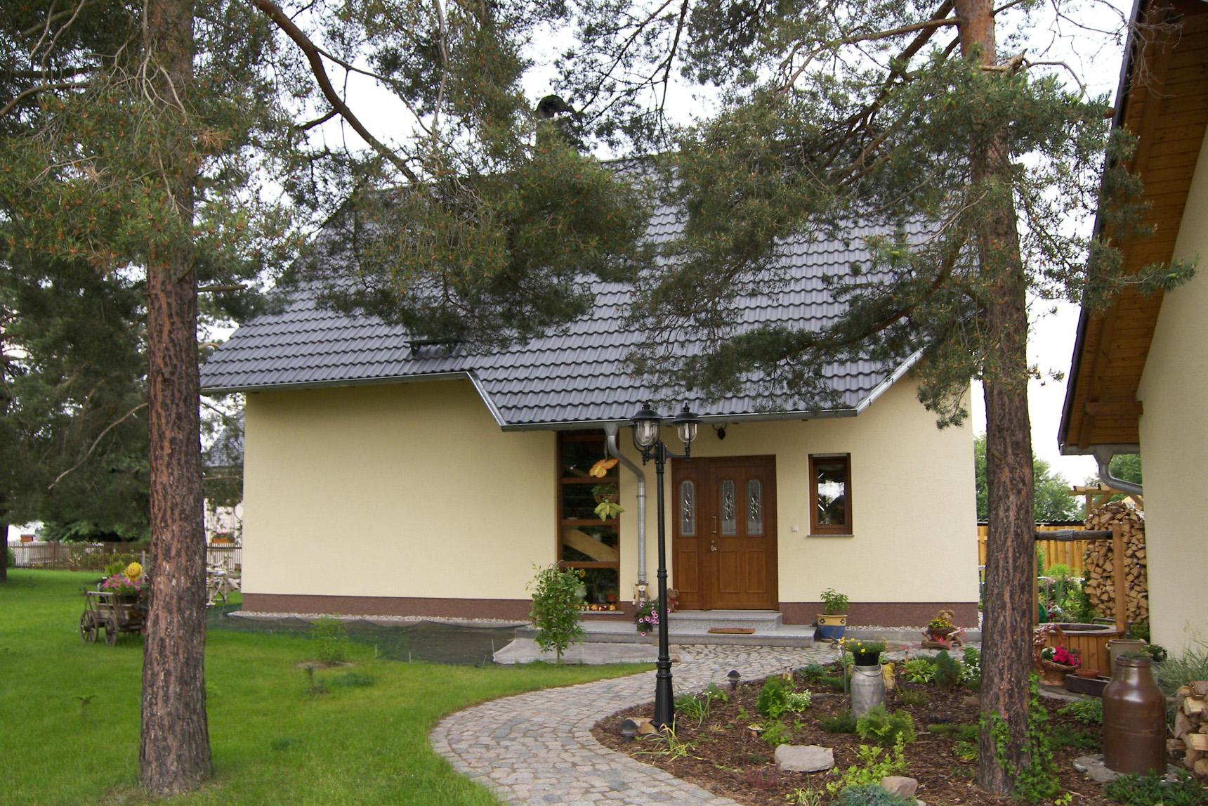 Referenz - Espenhain - AGL Massivhaus Projektbau GmbH