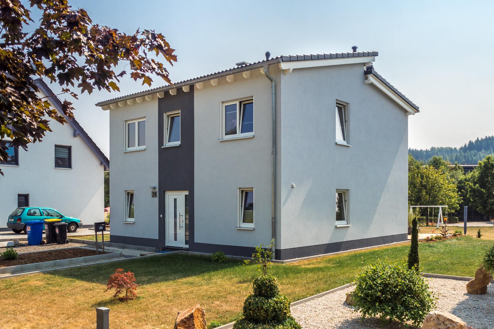 Referenz - Flöha - AGL Massivhaus Projektbau GmbH