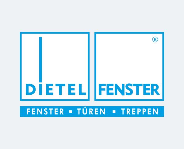 Dietel Fenster Logo - AGL Massivhaus GmbH - Partner