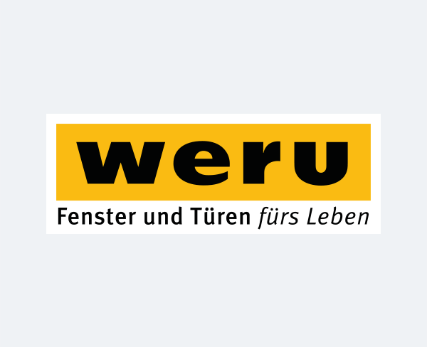 weru Logo - AGL Massivhaus GmbH - Partner