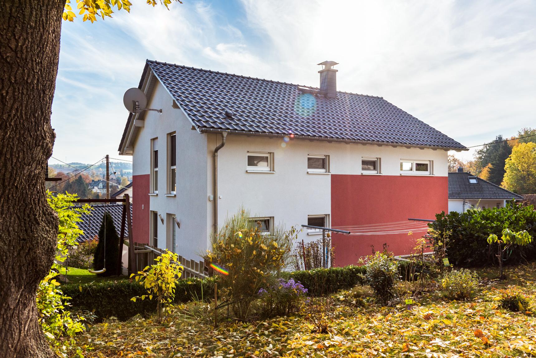 Referenz - Niederwiesa - AGL Massivhaus Projektbau GmbH
