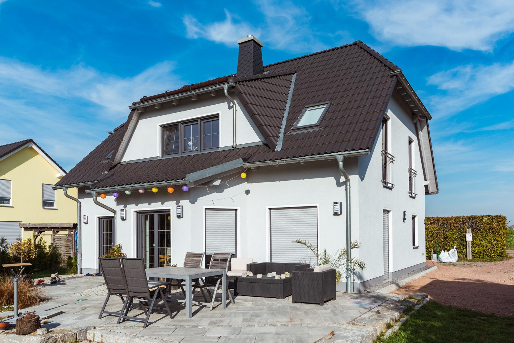 Referenz - Rossau - AGL Massivhaus Projektbau GmbH