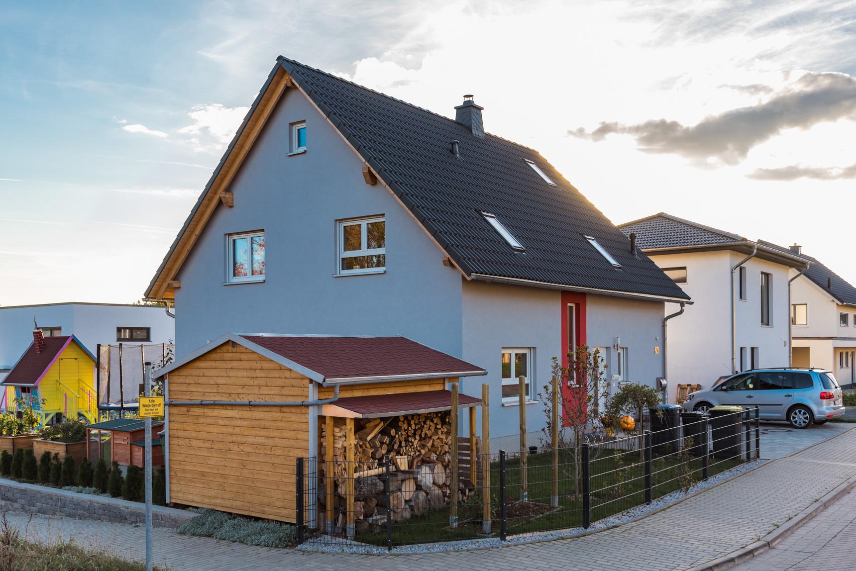 Referenz - Chemnitz - AGL Massivhaus Projektbau GmbH
