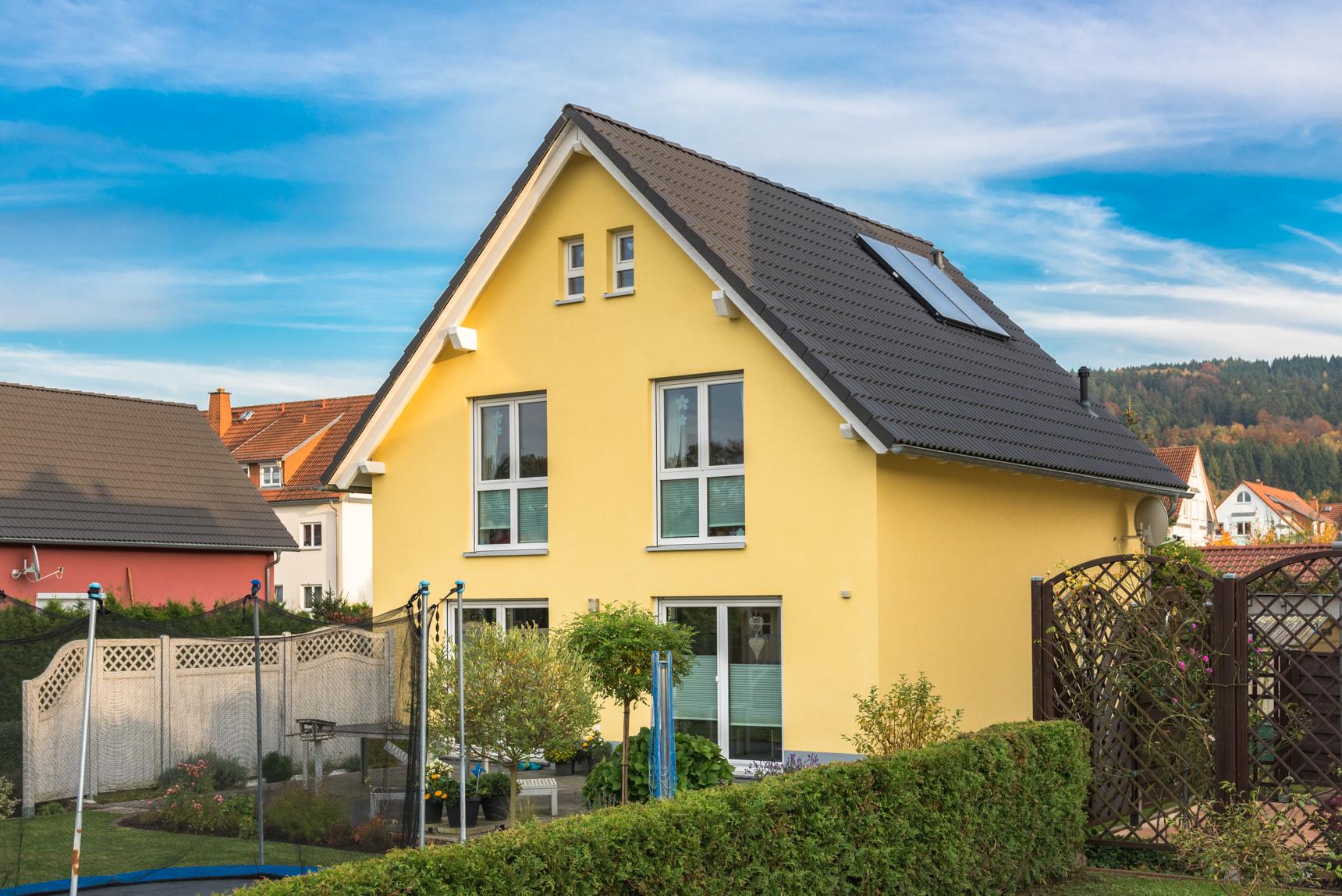 Referenz - Erzgebirge - AGL Massivhaus Projektbau GmbH