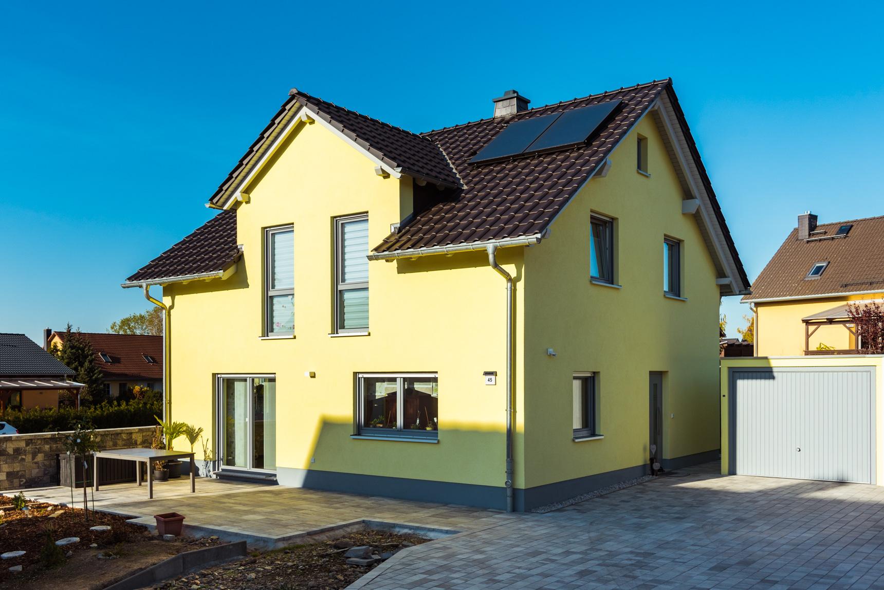Referenz - Chemnitz OT Klaffenbach - AGL Massivhaus Projektbau GmbH